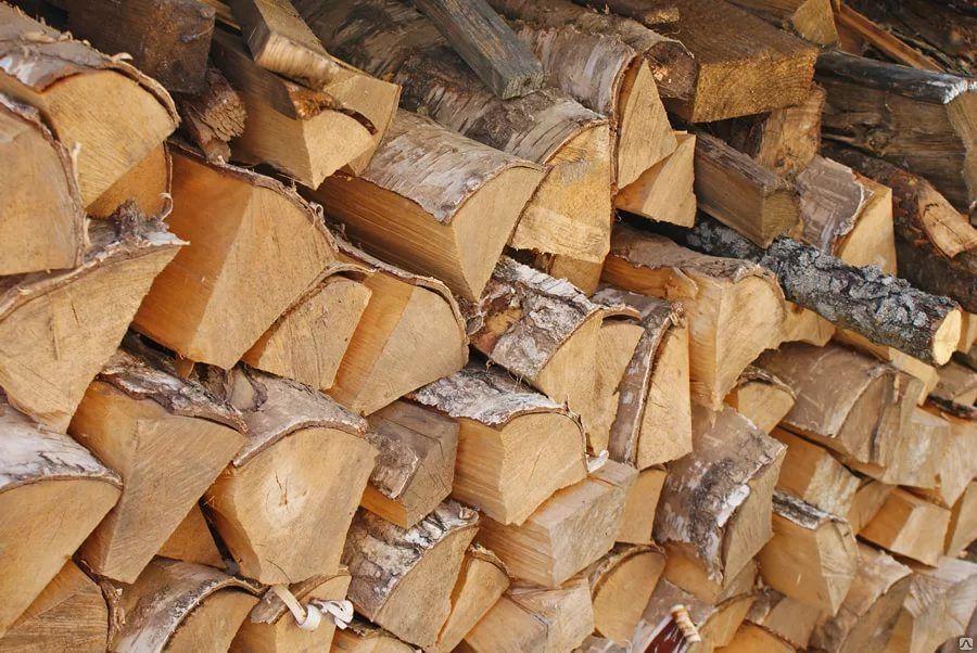 дрова березовые сухие